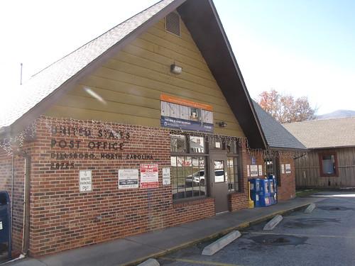 Dillsboro Post Office