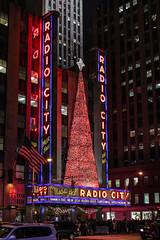 Christmas in Manhattan (Oleg S .) Tags: night usa lighting street decorations newyork christmas newyorkcity nyc