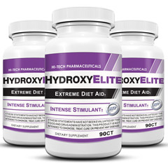 3X Bottles Hi-Tech Hydroxy-Elite hydroxyelite Extreme Weight Loss 90ct (alaaxprss) Tags: