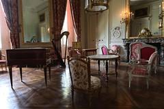 Château du Petit Trianon (just.Luc) Tags: chairs stoelen chaises kasteel château castle furniture meubels meubles parket parquet france frankrijk frankreich francia frança versailles yvelines îledefrance europa europe
