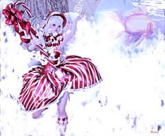 Happy Christmas (RuriMoon) Tags: secondlife sl cute kawaii maitreya genus more vco