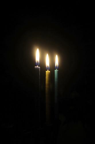 The 3rd Night Of Chanukkah