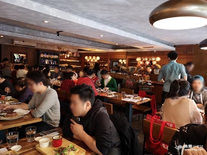 【台北大安】廊香歐風創作料理|聖誕大餐 @魚樂分享誌