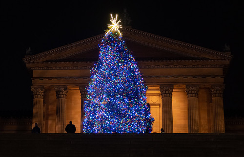 Merry Christmas and happy holidays from Philadelphia