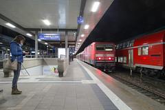 DB Regio 143 336 Nürnberg Hbf (daveymills37886) Tags: db regio 143 336 nürnberg hbf baureihe