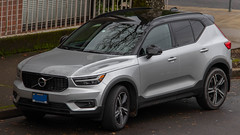 2019 Volvo XC40 (mlokren) Tags: car photography photo photos pic spotting 2019 pictures usa oregon automobile pacific northwest pics picture vehicles vehicle pnw vehicular pacnw silver outdoors volvo outdoor automotive transportation suv automobiles crossover cuv xc40 explore explored