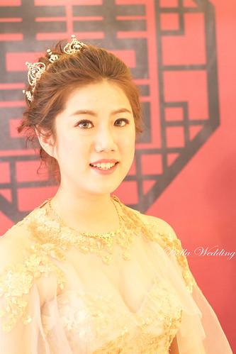 嘉義新秘,新秘,文定韓系造型 甜美浪漫編髮,清透新娘妝感,名媛時尚妝感