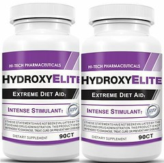 2X Bottles Hi-Tech Hydroxy-Elite hydroxyelite Extreme Weight Loss 90ct (alaaxprss) Tags:
