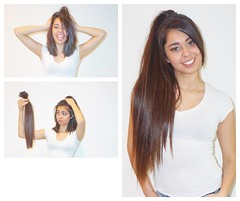 eR_after (Haarfert) Tags: long short brunette longhair shorthair cuthair haircut ponytail braid hairstyle makeover cutitoff chop buzz shave headshave hair thickhair salon