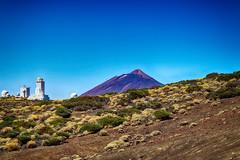 Teide Observatory (Rene van den Boom) Tags: teide observatory eos 250d b016 tamron tenerife vulcano mountain canaryisland star station