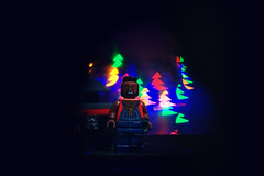 Merry Christmas You Crazy Fools !!! (HiJinKs Media...) Tags: lego babaracus ateam gmc truck christmas seasonal natale navidad weihnachten bokeh christmastree light gold sucka home decorations life colours colors colori colores bristol happy merry crazytuesday festivelights