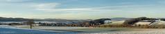 Winterlandschaft in Lippe (günter mengedoth) Tags: carlzeissplanart50mmf14zk carl zeiss planar t 50 mm f 14 zk pentaxk1 pentax manuell landschaft lippe panorama