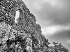Bufavento (Mauro Raunich) Tags: ngysa blackandwhite landscapes castles cyprus bufavento ngysaex