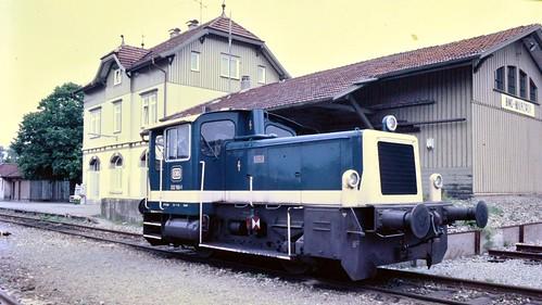Bad Wurzach, 332 160, 17.06.1985