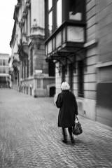Early morning (koen_jacobs) Tags: antwerp streetphotography blackandwhite