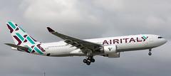 A330 | EI-GGP | MIA | 20191113 (Wally.H) Tags: airbus a330 eiggp airitaly mia kmia miami airport