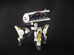 Dragonslayer (▷Cezium◁) Tags: lego moc robot drone scifi technology bionicle secret santa toy