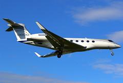Gulfstream Aerospace Corp. GVII-G600 N600GS (Manuel Negrerie) Tags: gulfstream aerospace corp gviig600 n600gs bizjets aviation technology design planes tsa songshanairport g600 livery scheme flying flight aircraft canon avgeeks