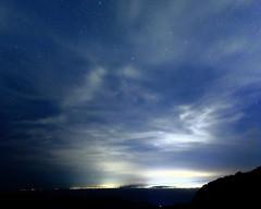 Starry Cloud / 星祭 (O. Heda) Tags: heda izu shizuoka japan 戸田 伊豆 静岡 日本 星空 star starry night cloud