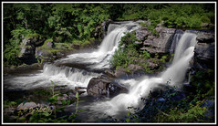 Resica Falls (pandt) Tags: resicafalls waterfall water cascades outdoor flickr nature longexposure slowwater canon eos slr 6d beauty beautiful delawaregap