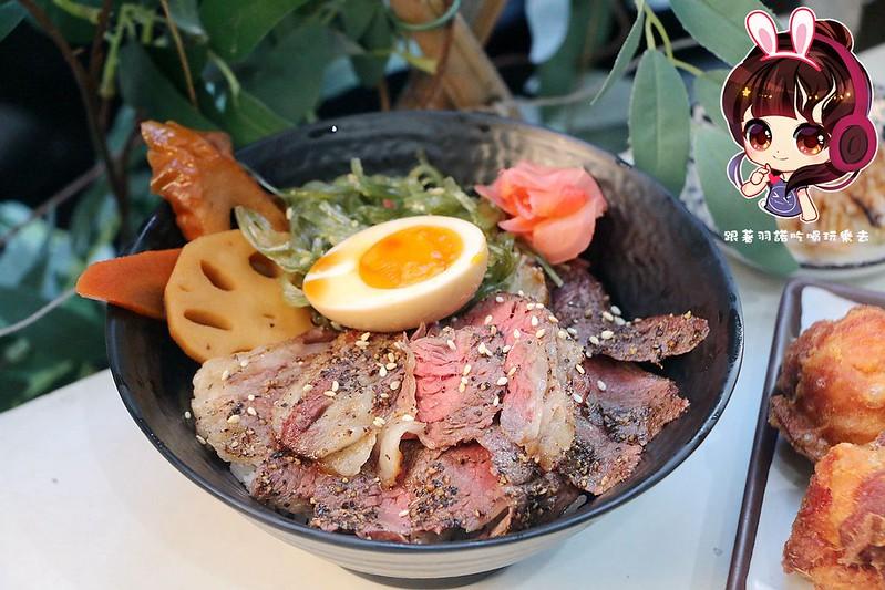 潮丼日式定食-丼飯044