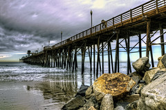 O'Side Pier 27-12-18-19-70D (rod1691) Tags: southern california united states nature beauty usa tropical paradise sunrise palm trees outdoor landscape seascape walkabout sunset photography travel beach sand sun pier strand canon40506070d5dii walknshoot