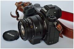 The smallest original Nikon lensconfig on a Z6 (Ed van de Zilver) Tags: pancake nikon seriese 50mmf18 small nikonz6 ftz