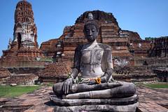 Wat Mahathat (Tofubratwurst) Tags: watmahathat ayutthaya thailand thailandphoto thailandreise asia asien buddha buddhism buddhismus tofubratwurst travelphoto asienreise statue fe1635mmf4zaoss sonyfe1635mmf4zaoss sonyalpha7rm2