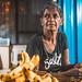 Banana Fruit Seller in Pettah