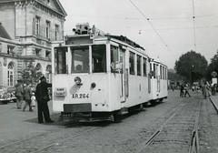 SNCV-NMVB AR.264 (Public Transport) Tags: transportencommun trasportopubblico tram trams tramway tramways transportpublic transportsencommun publictransport namur nmvb sncv