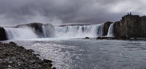 Iceland - Godafoss Waterfall