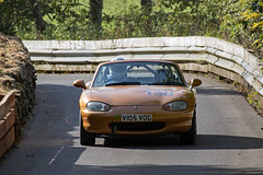 Doune Hill Climb (<p&p>photo) Tags: number138 138 1999 mazdamx5 mx5 mazda v105vog jamesrobinson robinson lothiancarclub lothian car club doune hill climb hillclimb dounehillclimb 2018 september september2016 auto race racing sport motorsport scotland uk automobile championship classic historic motor track worldcars