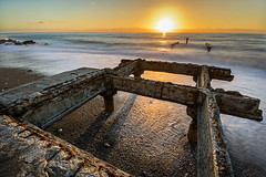 The Old Port - Paola, Italy - Seascape photography