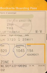 """Boarding Pass Lufthansa • <a style=""""font-size:0.8em;"""" href=""""http://www.flickr.com/photos/79906204@N00/49274314481/"""" target=""""_blank"""">View on Flickr</a>"""