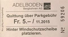 "Parkgebühr Adelboden • <a style=""font-size:0.8em;"" href=""http://www.flickr.com/photos/79906204@N00/49274516657/"" target=""_blank"">View on Flickr</a>"