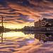 Roquetas del mar Puesta de sol / Sunset Roquetas del Mar Almeria