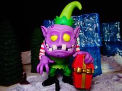 Egor (ridureyu1) Tags: christmas egor elf spastikplastik funkopop toy toys actionfigure toyphotography sonycybershotsonycybershotdscw690