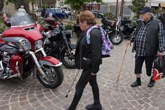 Biker un jour, biker toujours! (L.la) Tags: argelessurmer argeles 66 pyrénéesorientales france eu europe biker harley harleydavidson canon canon100d canoneos canoneos100d eos100d eos 100d laurentlopez lla 2019