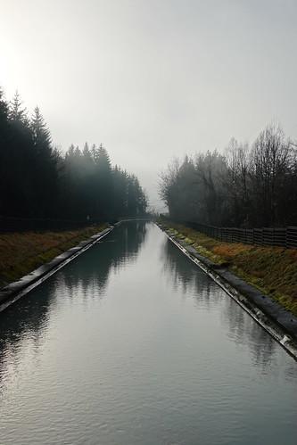 Canal @ Barrage de Chavaroche @ Poisy
