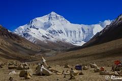 CAMPO BASE EVEREST (RLuna (Instagram @rluna1982)) Tags: tibet nepal mountain nature asia canon viaje landascape travel holidays vacaciones everest himalaya rluna rluna1982 trip ecologia spotlight instagramapp photography natural basecamp caranorte tingri lhasa china lasa