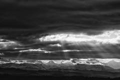 X-Mas Morning at Swiss Alps III (Role Bigler) Tags: bw berge berneralpen bernesealps eiger filmsimulation filmsimulationfujiacros finsteraarhorn fujifilmxpro3 fujinonxf55200rlmois jungfrau landschaft lueg natur schreckhorn schwarzweiss schweizeralpen swiss alpen alps blackwhite blackandwhite clouds darkclouds landscape manfrotto monochrome montainrange mountain mountains mönch nature raysoflight schweiz silverefexpro2 suisse sunrays swissalps switzerland