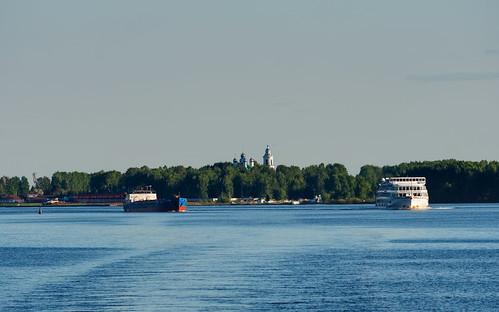 Rybinsk Reservoir 2 ©  Alexxx Malev
