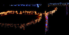 From our house to yours; Happy Holidaze........ (Chuck Gerber) Tags: elements lights christmaslights merrychristmas happyholidaze