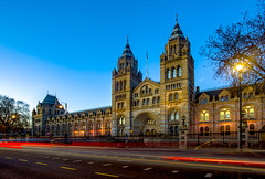 Natural History Museum (Steve M Photography) Tags: london naturalhistorymuseum knightsbridge westend kensington hydepark romanesque architecture art iconic building museum history landmark victorian