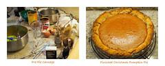 2019 Christmas Pie (Eclectic Jack) Tags: 2019 pie pumpkin food christmas orange dessert homemade made home grandma