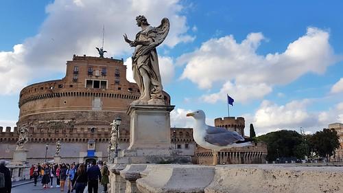 El guardià de Roma.
