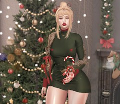 Merry Christmas (Bishybaby) Tags: candydoll wasabi thearcade theepiphany