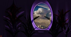Jet Panorama (JJFBbennett) Tags: jjfb digitalart clouds darwin australia art contemporaryart
