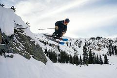 Sending it (M///S///H) Tags: 1635mm 41635 tsv tyrone a7riii aggressive athelete charging cloudy gap goggles intheair jump man newmexcio newmexicotrue outside rosignolskis rossignol ski skier snow taosskivalley winter gazex