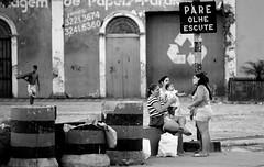 (Helvio Silva) Tags: rua street externa bw pretoebranco monochromme people varadouro joãopessoa paraiba brasil fotoderua pessoas helviosilva